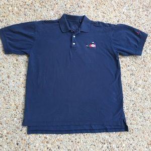 VTG Tobasco Hot Sauce Men's Golf Polo Shirt M
